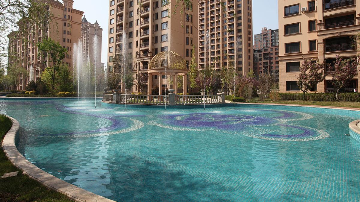 昌宇星河音乐喷泉