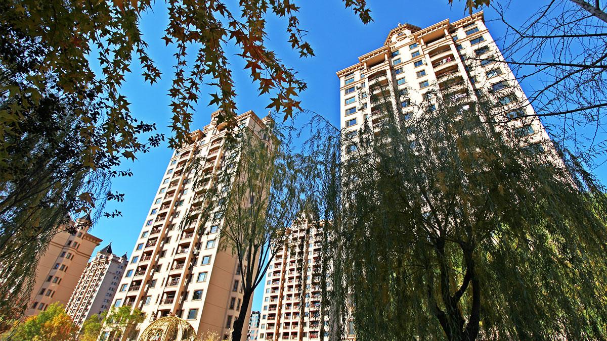 昌宇星河园区景色
